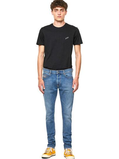 Diesel - D-Luster 009ZR, Hellblau - Jeans - Image 5