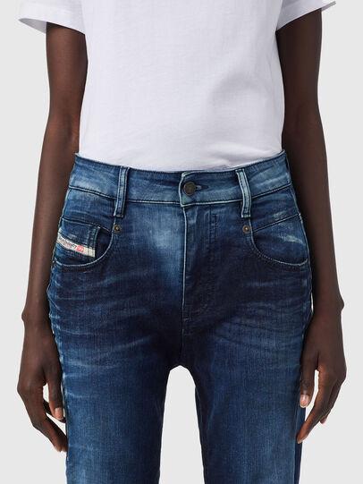 Diesel - Fayza JoggJeans® 069XX, Dunkelblau - Jeans - Image 3