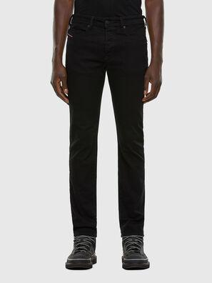 Buster 0688H, Schwarz/Dunkelgrau - Jeans