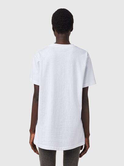 Diesel - T-DARIA-B2, Weiß - T-Shirts - Image 2