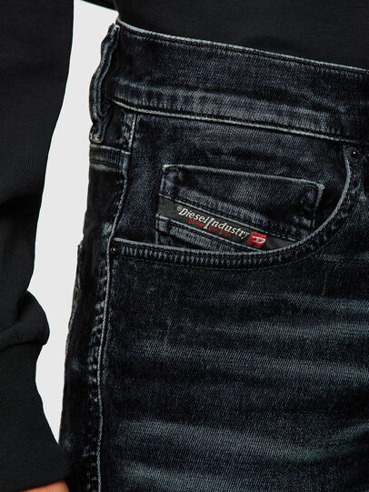 Diesel - D-Strukt JoggJeans® 069TG, Schwarz/Dunkelgrau - Jeans - Image 3