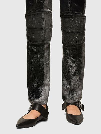 Diesel - TYPE-1007-NE, Schwarz/Dunkelgrau - Jeans - Image 5