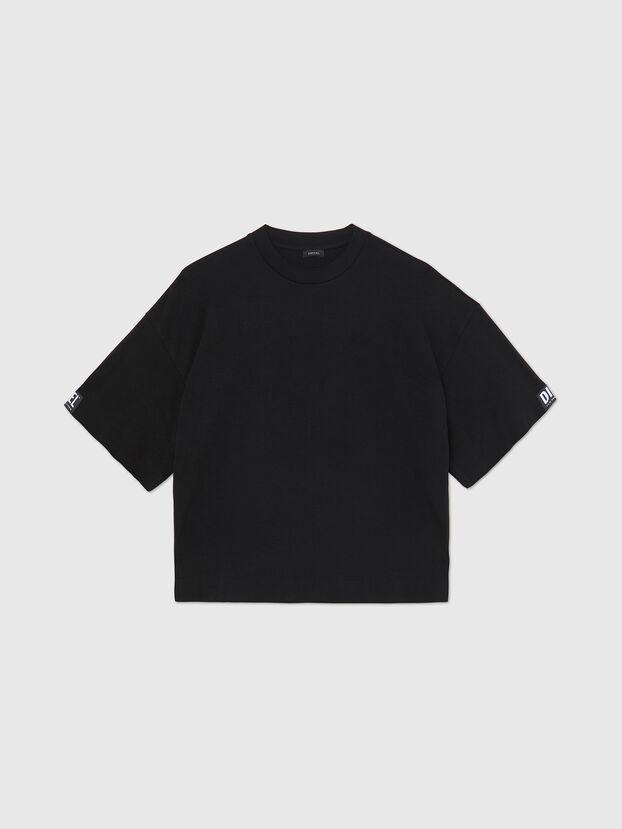 UFTEE-SHORTEE, Schwarz - T-Shirts