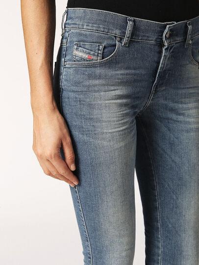 Diesel - Sandy 0688V, Hellblau - Jeans - Image 4