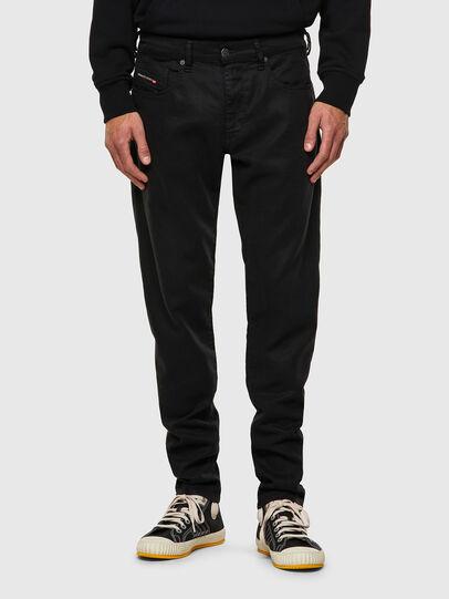 Diesel - D-Strukt JoggJeans® 069NC, Schwarz/Dunkelgrau - Jeans - Image 1