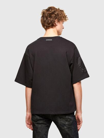 Diesel - T-DOLFY, Schwarz - T-Shirts - Image 2