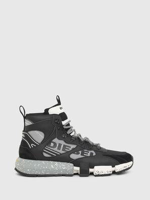 S-PADOLA MID TREK, Schwarz/Grau - Sneakers