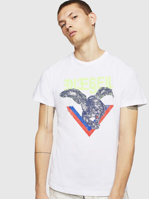 T-DIEGO-A4, Weiß - T-Shirts