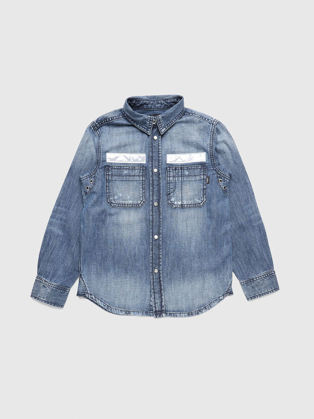CFRED, Mittelblau - Hemden