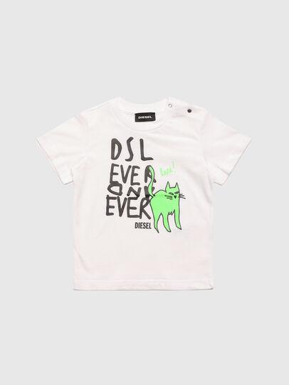 Diesel - TORTUB, Weiß - T-Shirts und Tops - Image 1