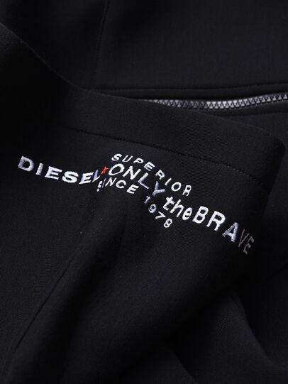 Diesel - SGORDONZIP OVER, Schwarz - Sweatshirts - Image 3