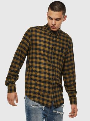 wholesale dealer b0755 a044a Hemd aus Viskose mit verschiedenen Karomustern