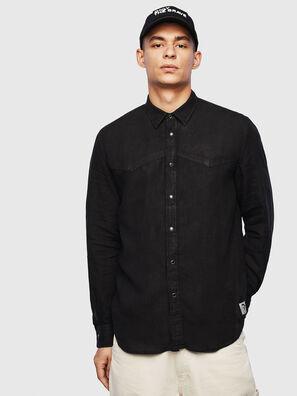 S-PLAN-B, Schwarz - Hemden