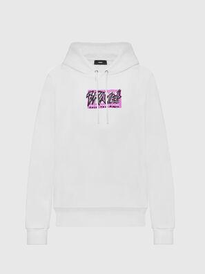 F-MAGDALENA-E1, Weiß - Sweatshirts