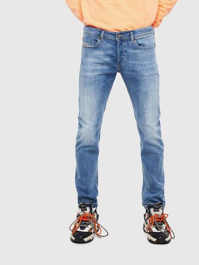 Diesel - Sleenker 0095G, Hellblau - Jeans - Image 1