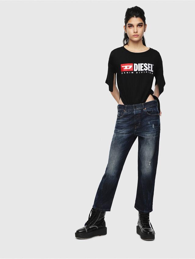 Diesel - Aryel 089AL, Dunkelblau - Jeans - Image 4