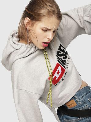 F-DINIE-A, Hellgrau - Sweatshirts