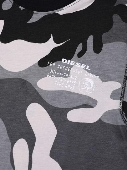 Diesel - UMLT-TDIEGOS-CF, Grau - T-Shirts und Tops - Image 3