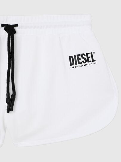 Diesel - UFLB-SHORTER, Weiß - Hosen - Image 3