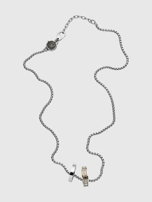 DX1233, Silber - Halsketten