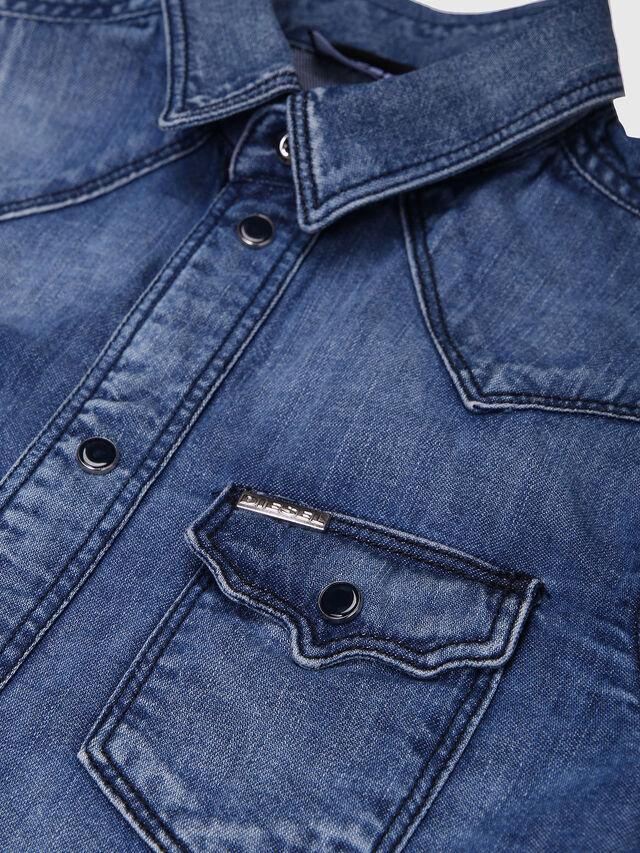 KIDS CITROS, Jeansblau - Hemden - Image 3