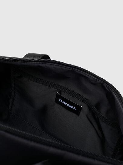Diesel - DUFFLEBOLD, Schwarz - Taschen - Image 3