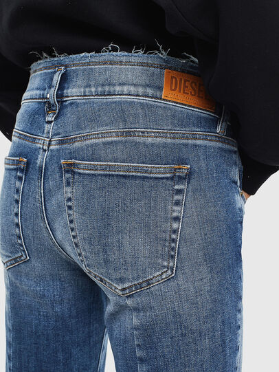 Diesel - D-Ebbey 009AA, Mittelblau - Jeans - Image 3