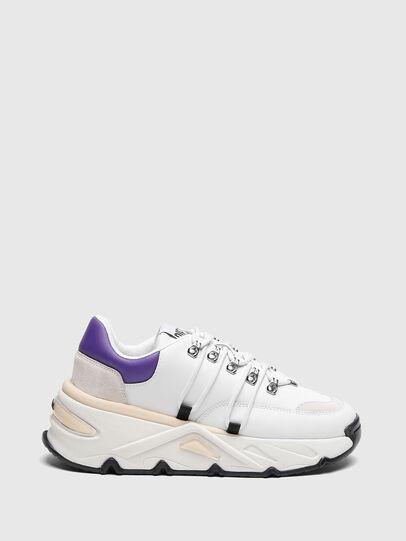 Diesel - S-HERBY TREK EVO, Weiss/Violett - Sneakers - Image 1