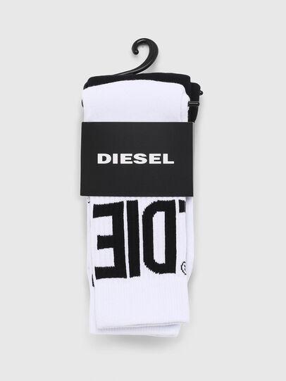 Diesel - SKM-ZRAYBIPACK, Schwarz/Weiß - Underwear - Image 2