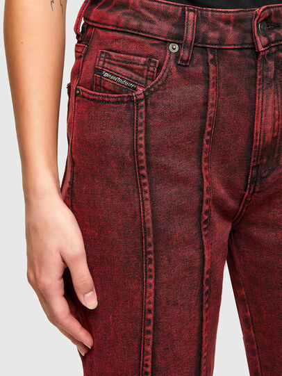 Diesel - D-Joy 009RJ, Rot - Jeans - Image 3