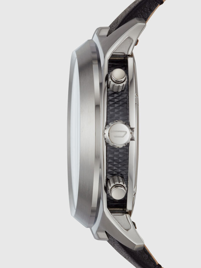 Diesel - DZ4499, Schwarz/Silber - Uhren - Image 2