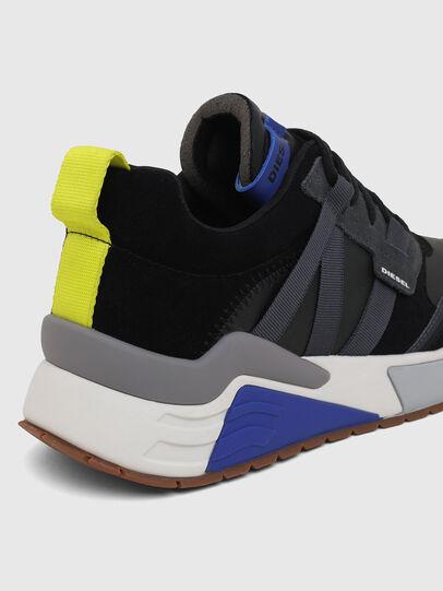 Diesel - S-BRENTHA WL, Schwarz - Sneakers - Image 5