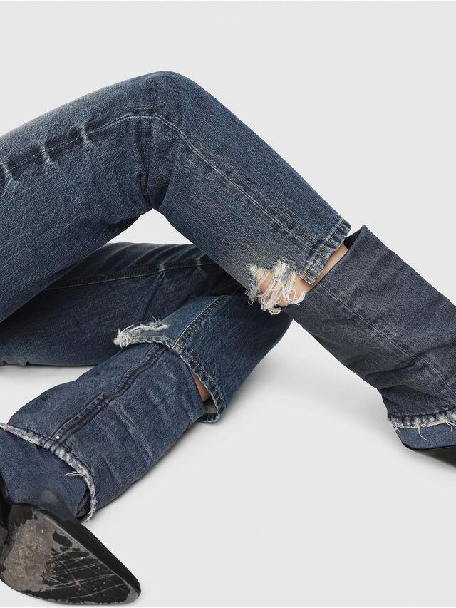 Diesel - Aryel 080AH, Mittelblau - Jeans - Image 4