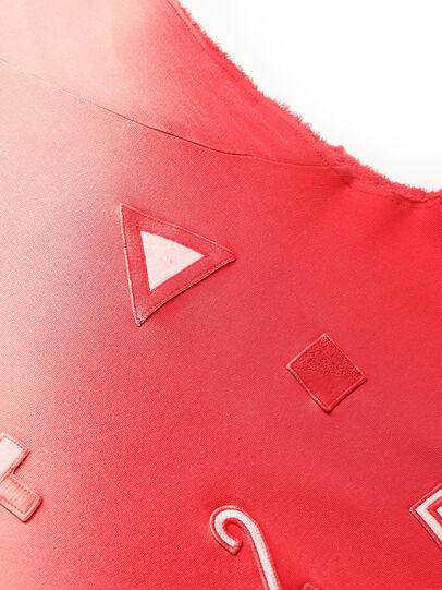 Diesel - GR02-T303, Rot/Weiß - T-Shirts - Image 4