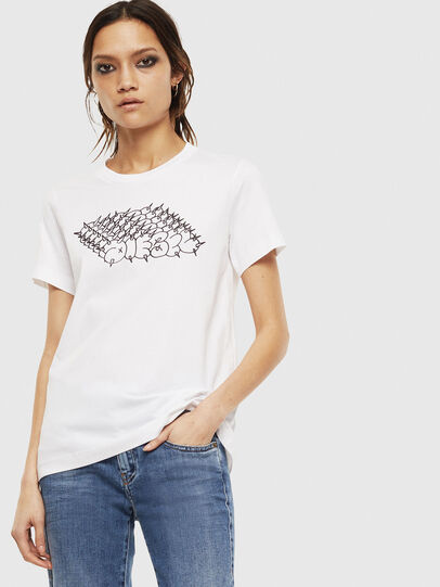 Diesel - T-SILY-S6,  - T-Shirts - Image 1