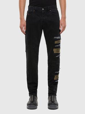 D-Kras 009KW, Dunkelblau - Jeans
