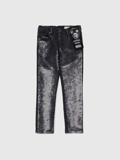 Diesel - BABHILA-J-SP1, Schwarz - Jeans - Image 1