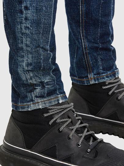 Diesel - D-Vider 0092X, Mittelblau - Jeans - Image 7