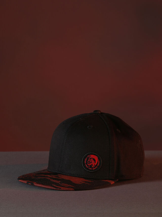 DVL-CAP-SPECIAL COLLECTION, Schwarz