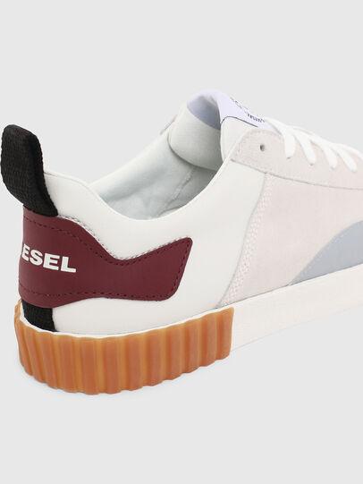 Diesel - S-BULLY LC, Weiß/Rot - Sneakers - Image 6