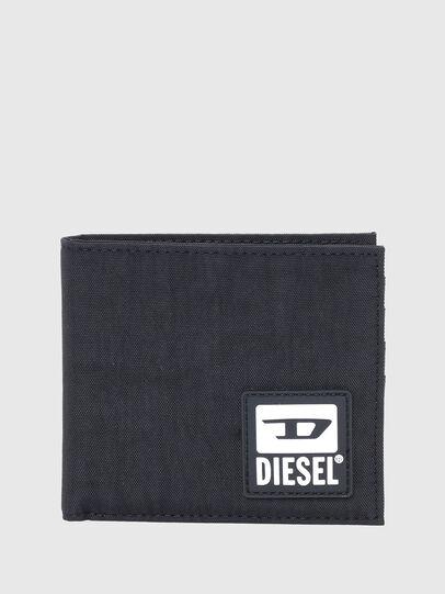 Diesel - HIRESH S, Schwarz - Kleine Portemonnaies - Image 1