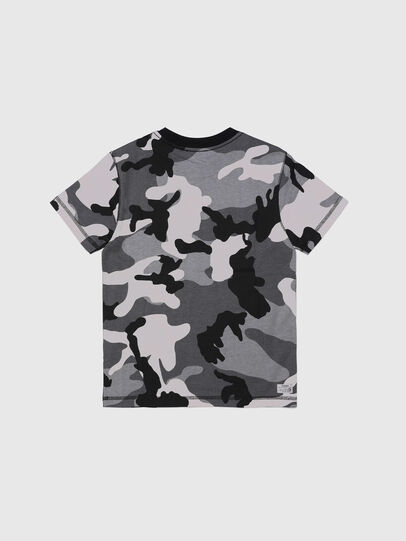 Diesel - UMLT-TDIEGOS-CF, Grau - T-Shirts und Tops - Image 2