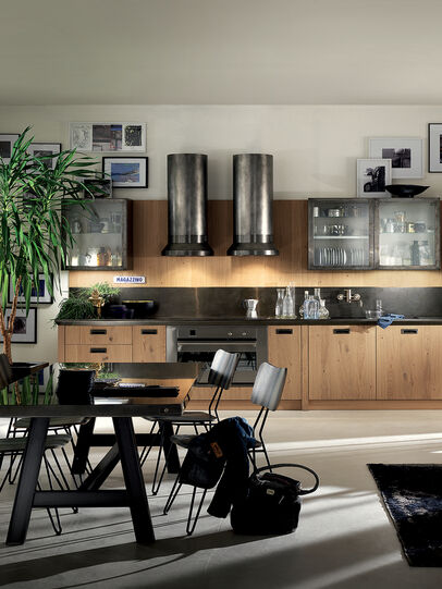 Diesel - STRAIGHT COMPOSITION, Multicolor  - Kitchen - Image 1