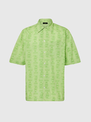 S-ROHAD-C, Grün - Hemden
