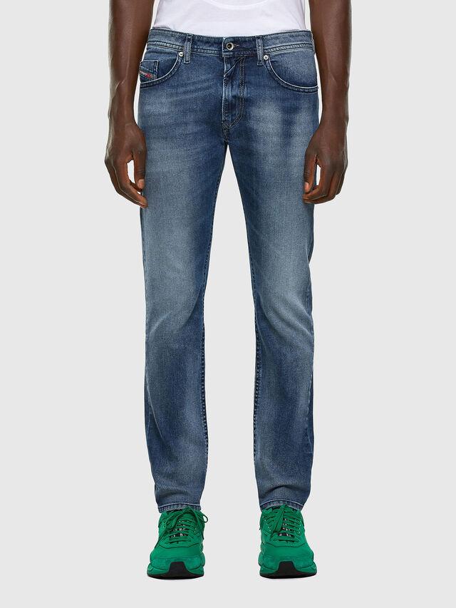 Diesel - Thommer 0853P, Mittelblau - Jeans - Image 1
