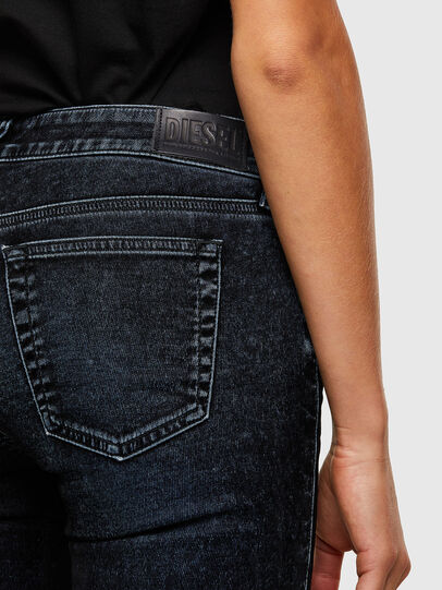 Diesel - D-Ollies JoggJeans® 069UH, Schwarz/Dunkelgrau - Jeans - Image 4