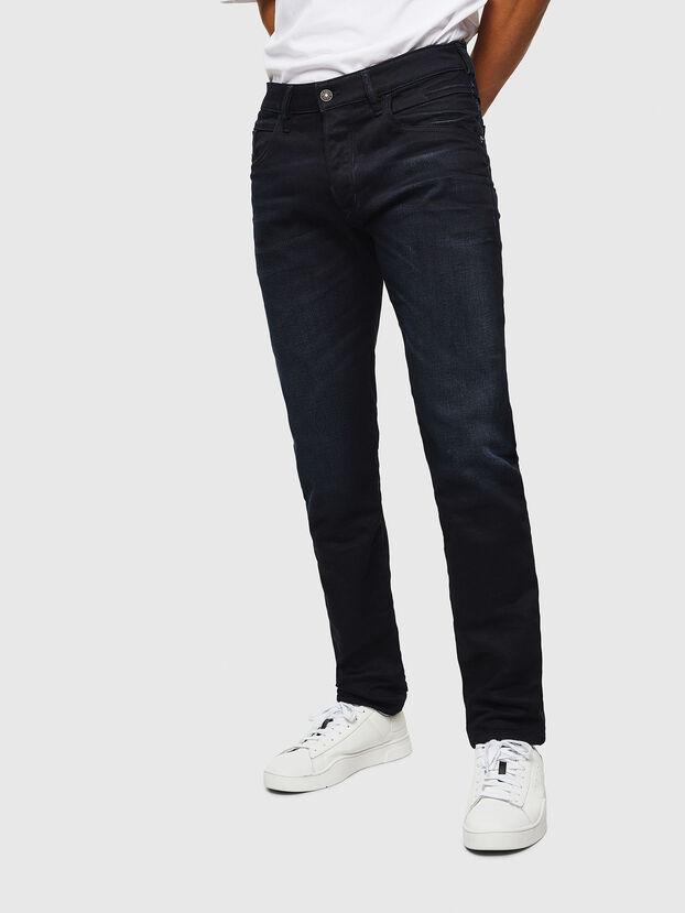 D-Bazer 084AY, Dunkelblau - Jeans
