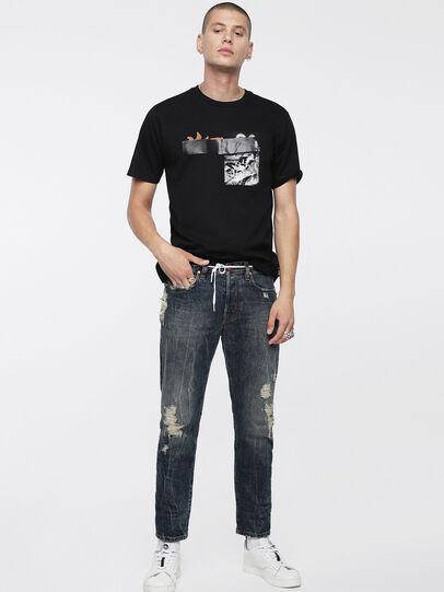 Diesel - T-JUST-XR,  - T-Shirts - Image 4