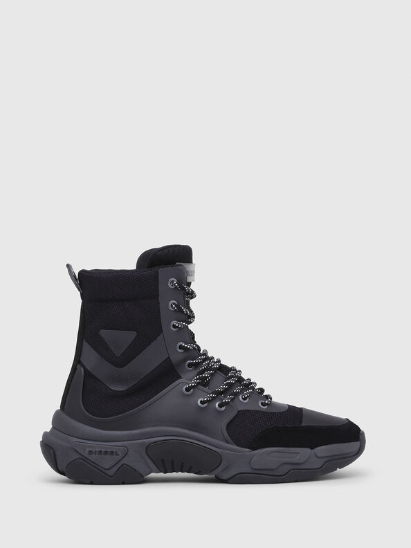 S-KIPPER MID LACE,  - Sneakers