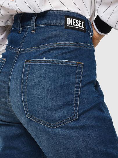 Diesel - Candys JoggJeans 069HC, Dunkelblau - Jeans - Image 5